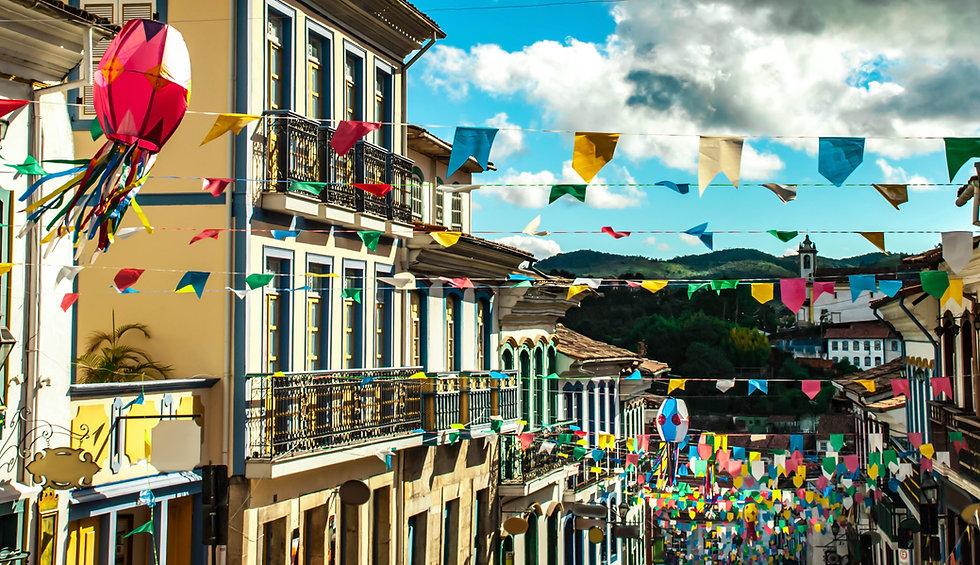 Festa Junina em Ouro Preto