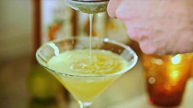 Cocktail Preparation and The Butler & Gordon Bar TEAM