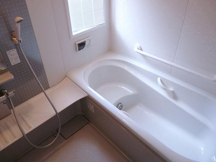 バスルーム お風呂 ユニットバスの写真