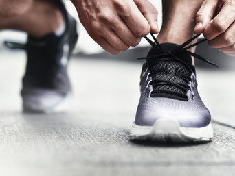 Exercise: Walking inside the Donald Martin Arena