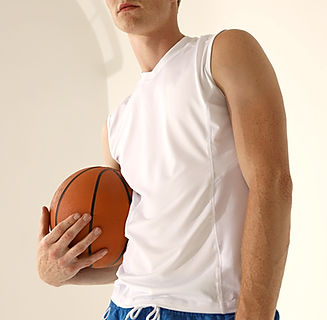 Basketball Players Portrait