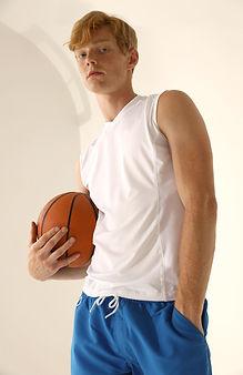Basketball Players Portrait
