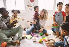 Groupe parents-Enfants