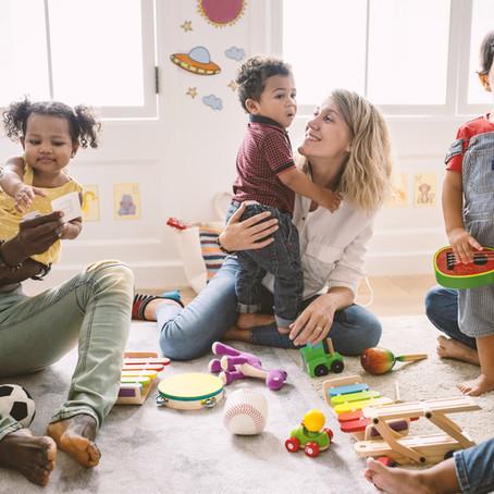 Coronavirus: es hora de cerrar los programas de cuidado infantil