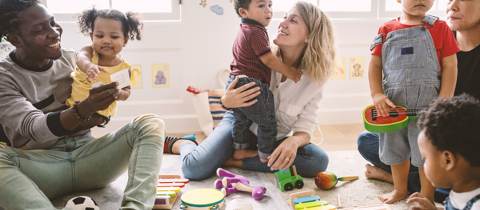 $88.6 Million in Cares Act Funding Available to Assist Child Care Providers