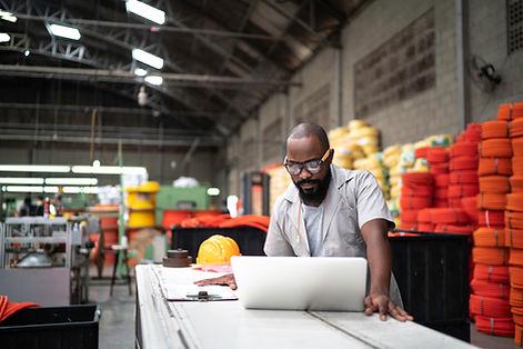 Engineer in Factory