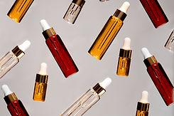 Beauty Serum Bottles