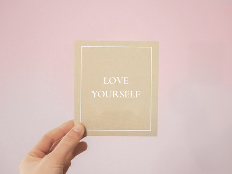 Loving Yourself Exactly as You Are