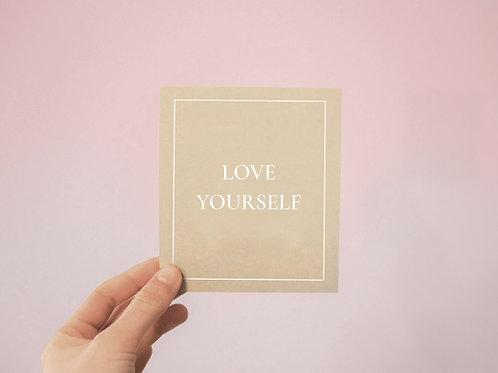 Zelfliefde