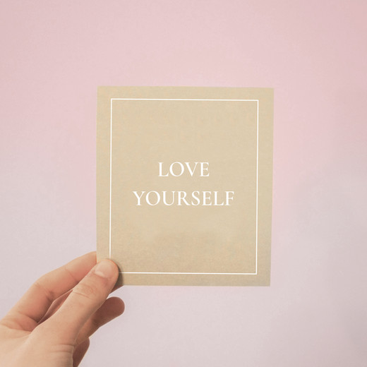 Mental Health: Show Yourself Some Love!