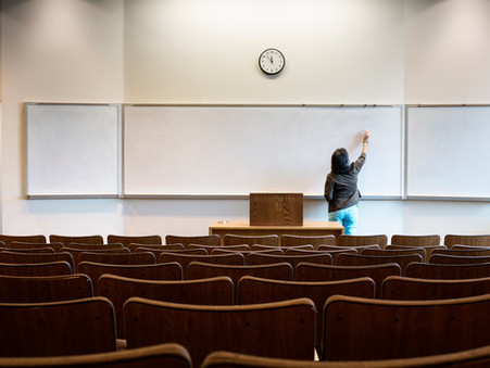 What it's really like to be a lecturer during a pandemic?