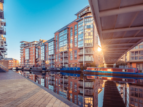 Places to Eat on the Canal - Birmingham