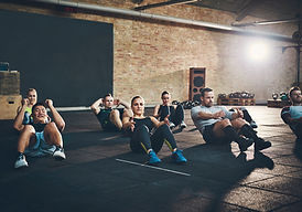 Core Fitness HIIT