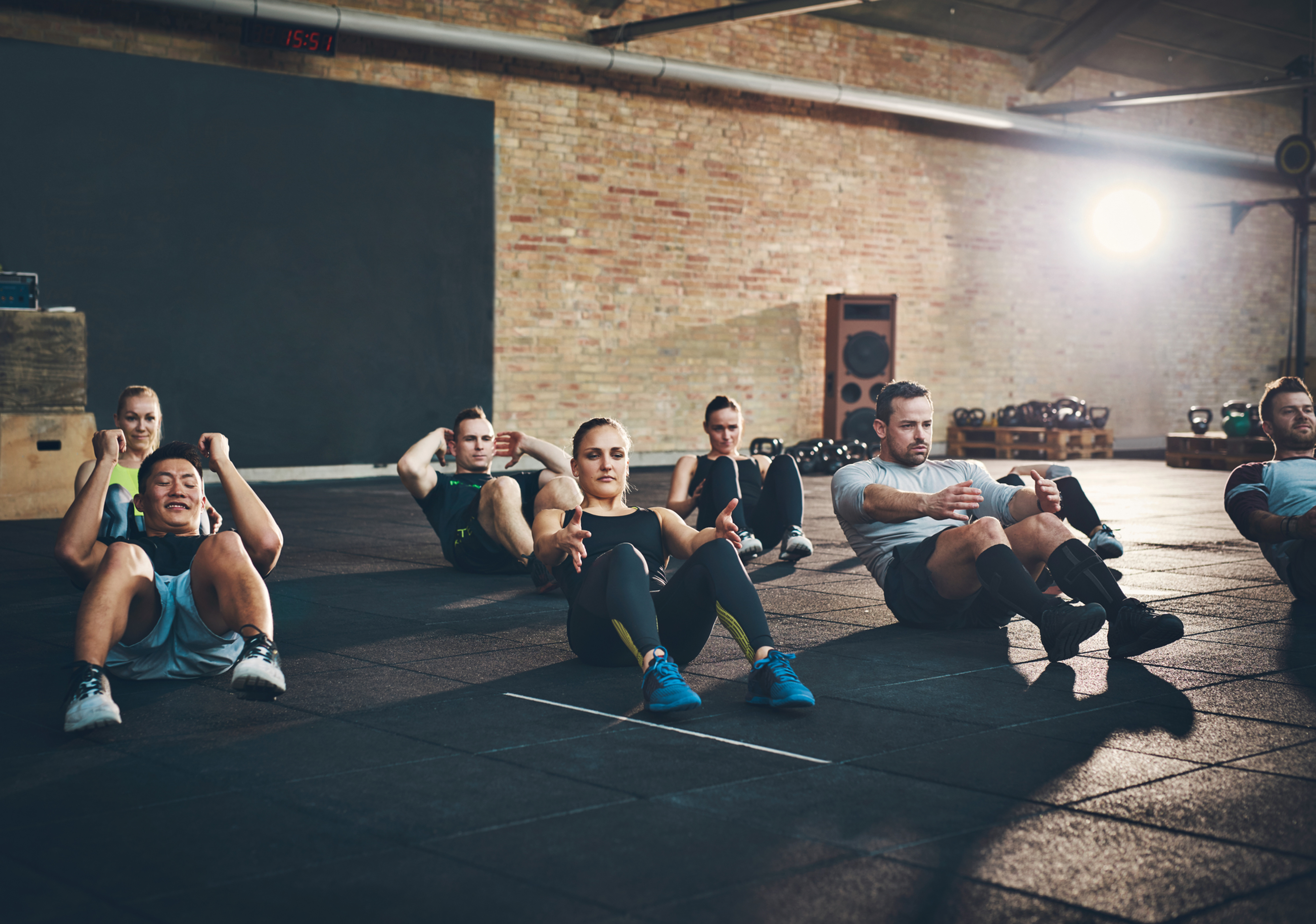 LIVE & INTERACTIVE HIIT WORKOUTS