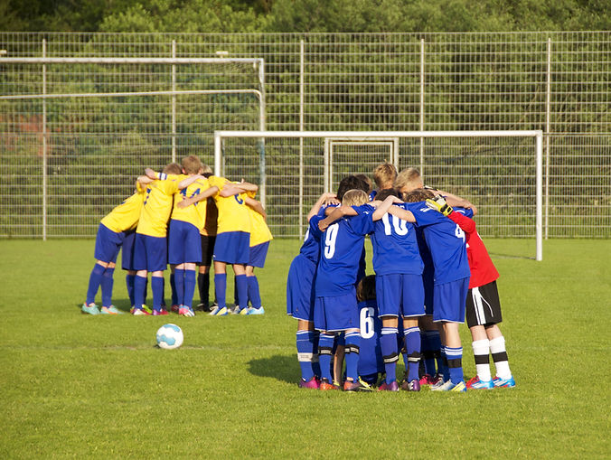 Junior Soccer Teams
