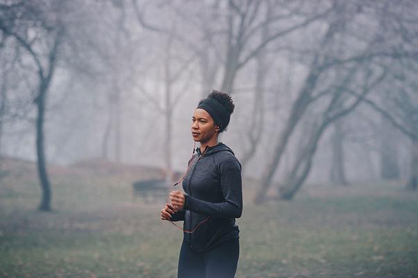 Im Wald trainieren