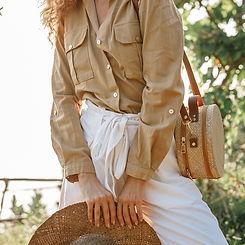 Mode Frau