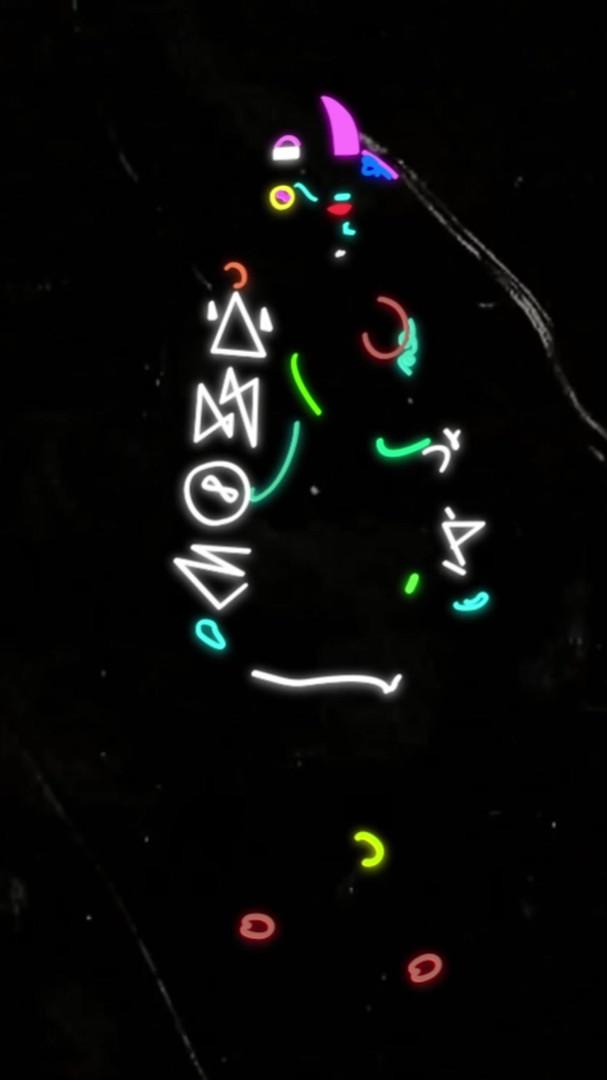 Neon Walk