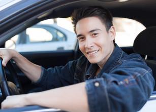 Rideshare driver