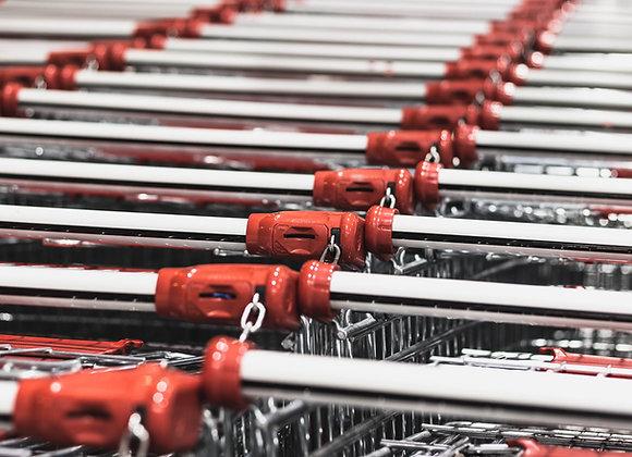 Supermercados en venta