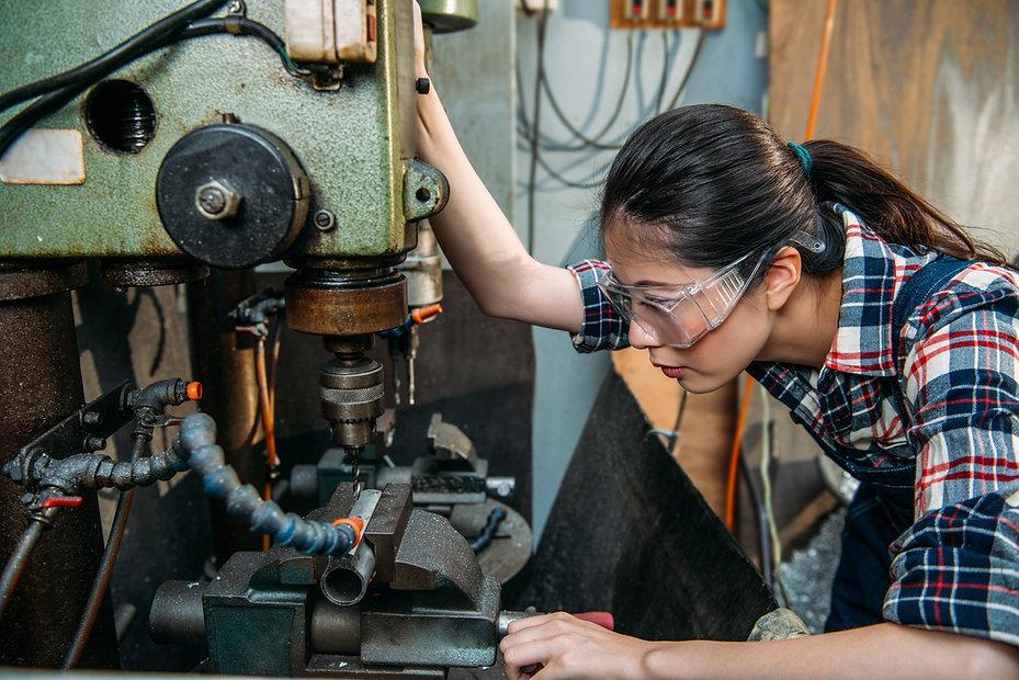 Engineer Fixing Machine