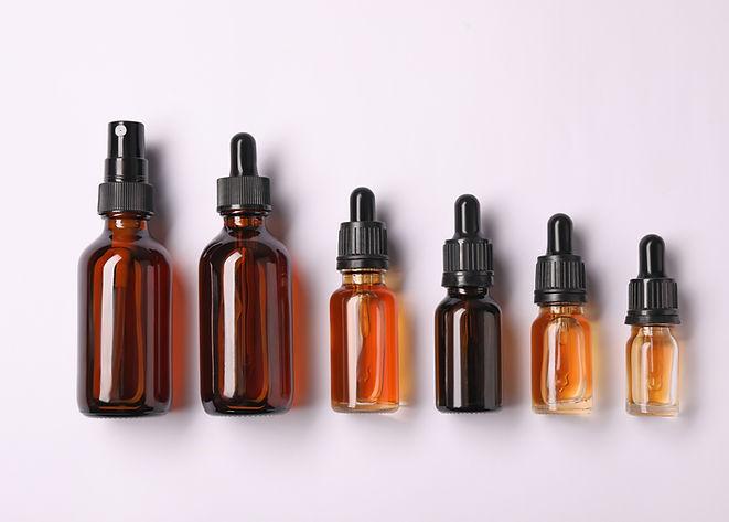 Spray et huile de CBD