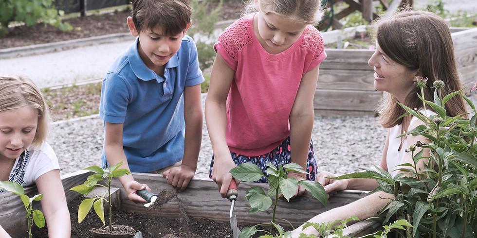 幼童耕種體驗 Farming for Kids