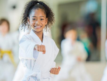 Kids Taekwondo Class - Every Saturday