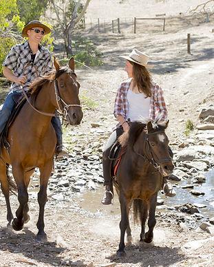 Couple's Ride