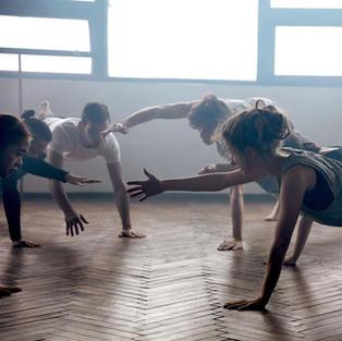 Choreographic Practice