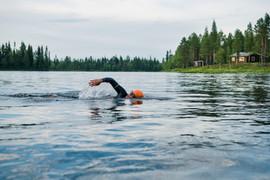 Doğada Yüzme