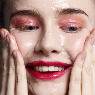 Mascarilla: Lleva el oro y el platino a tu piel
