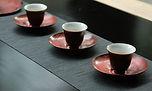 Tasses à thé capsules de thé nespresso
