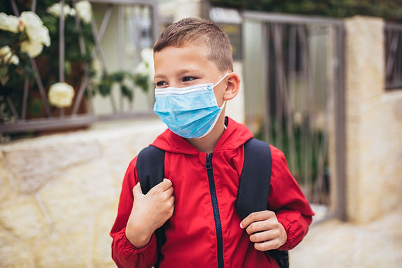 Are children under 12 more protected from coronavirus if those around them are vaccinated? Experts say yes