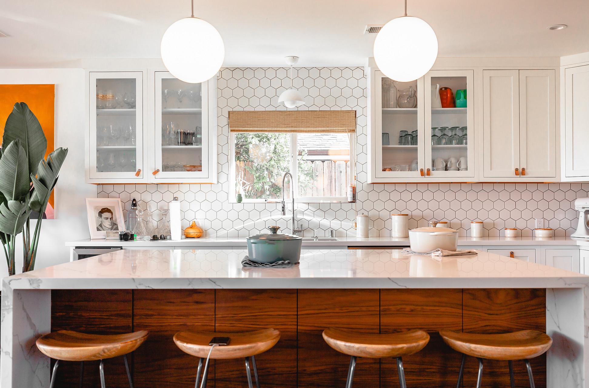 Interior cozinha