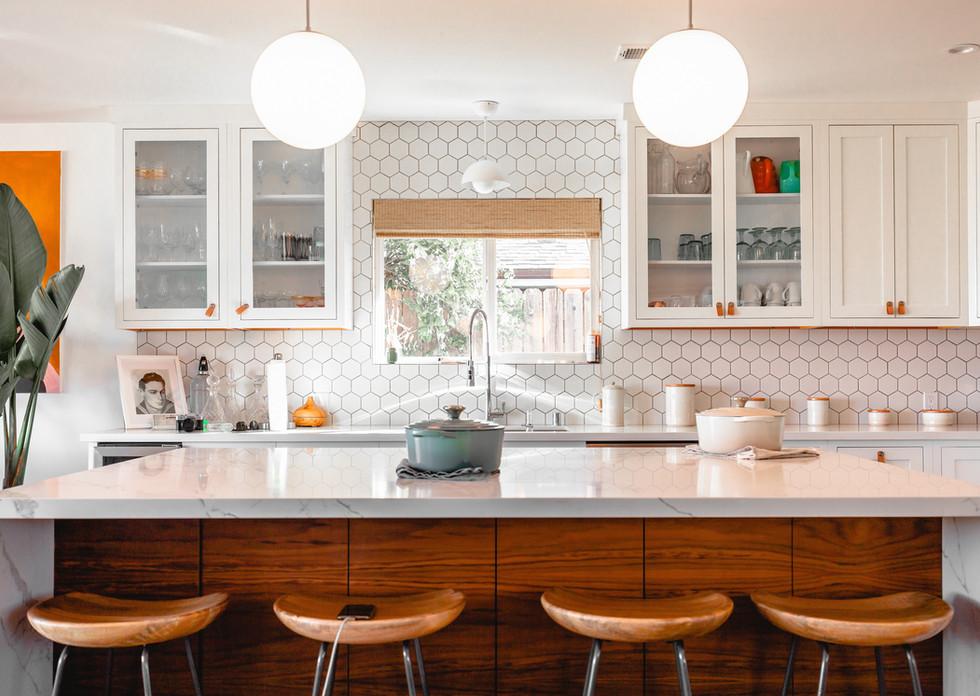 Octagon Kitchen Tiles