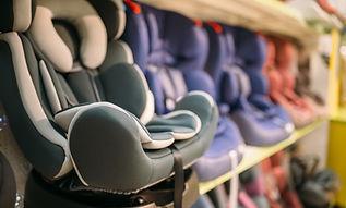 Assentos de carro para bebês