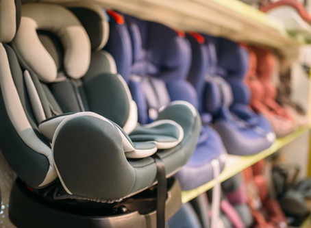 Infant Carseats, Strollers and Carriers