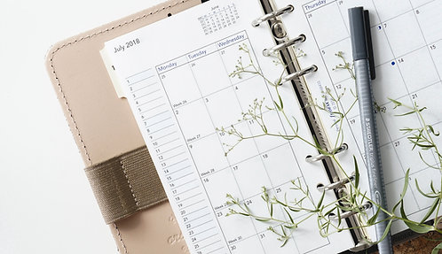 Make an At-Home Learning Schedule
