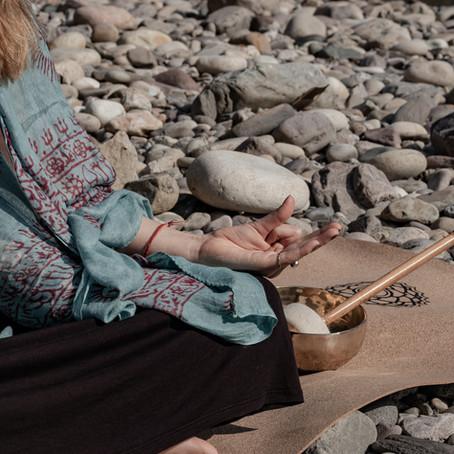 A progressive relaxation meditation