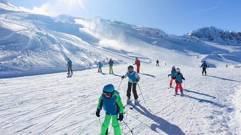 Ски училище 7-14 годишна възраст