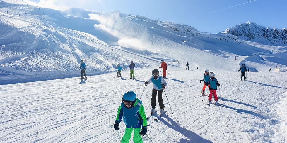Norquay Third Times a Charm - Ski & Snowboard
