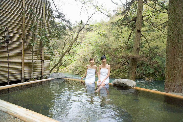 Forest Spa Pool