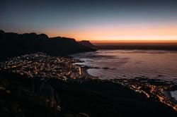 Signal Hill Cape Town Güney Afrika
