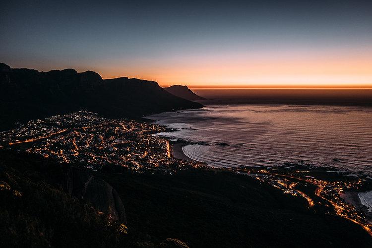 Signal Hill Kapstadt Südafrika