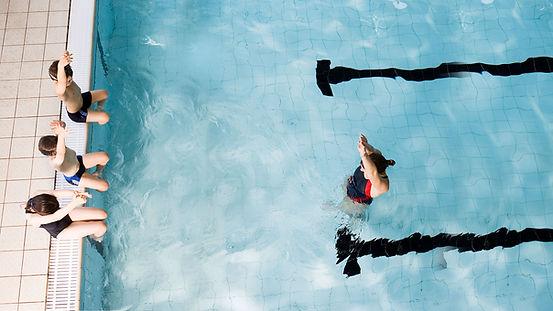 Swimming Lesson