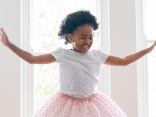 Being a Mom With a Learning Disability:How Dance and My faith Helped Me