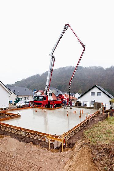 Concrete Foundation Installation