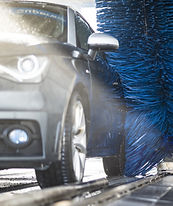Car at Car Wash