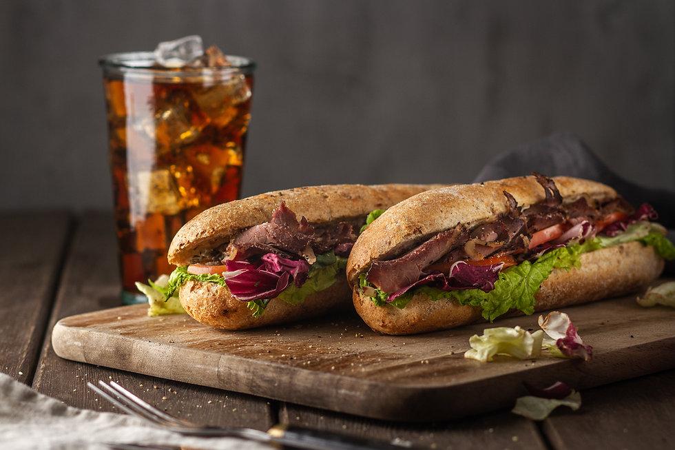 Artisinal Sandwich